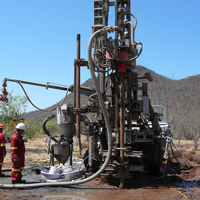 Drilling, field and laboratory experiments, geotechnical studies on land and sea